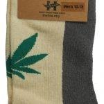 Natural no show hemp sock