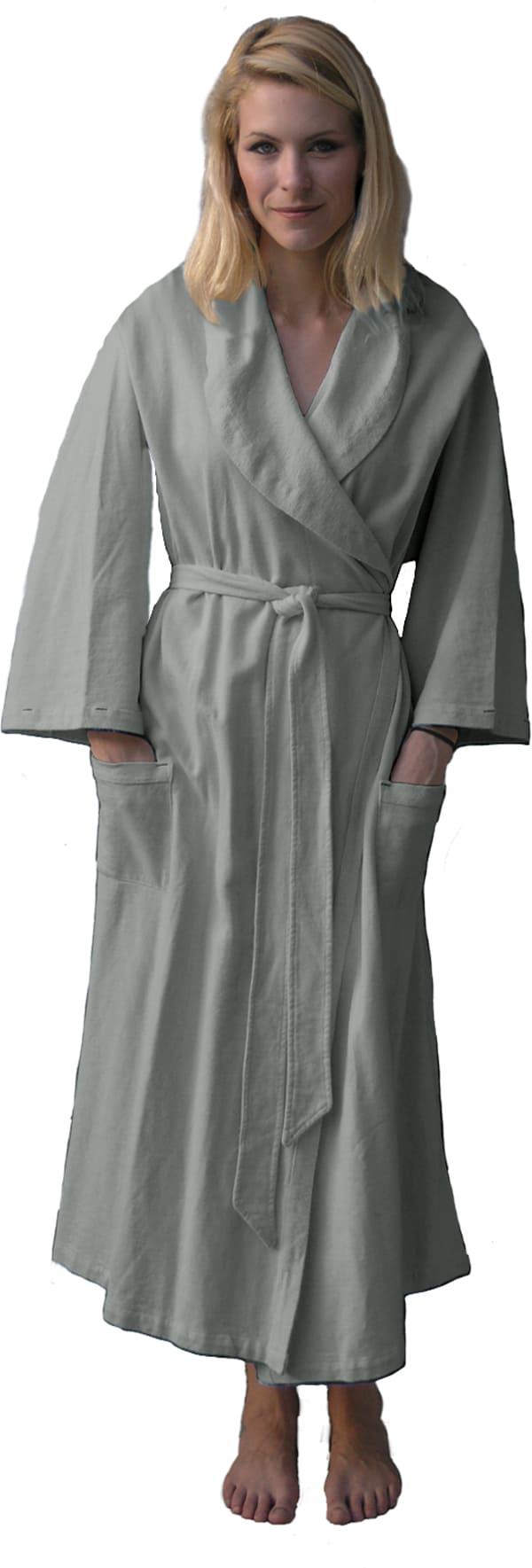 Moon Hemp Spa Robe