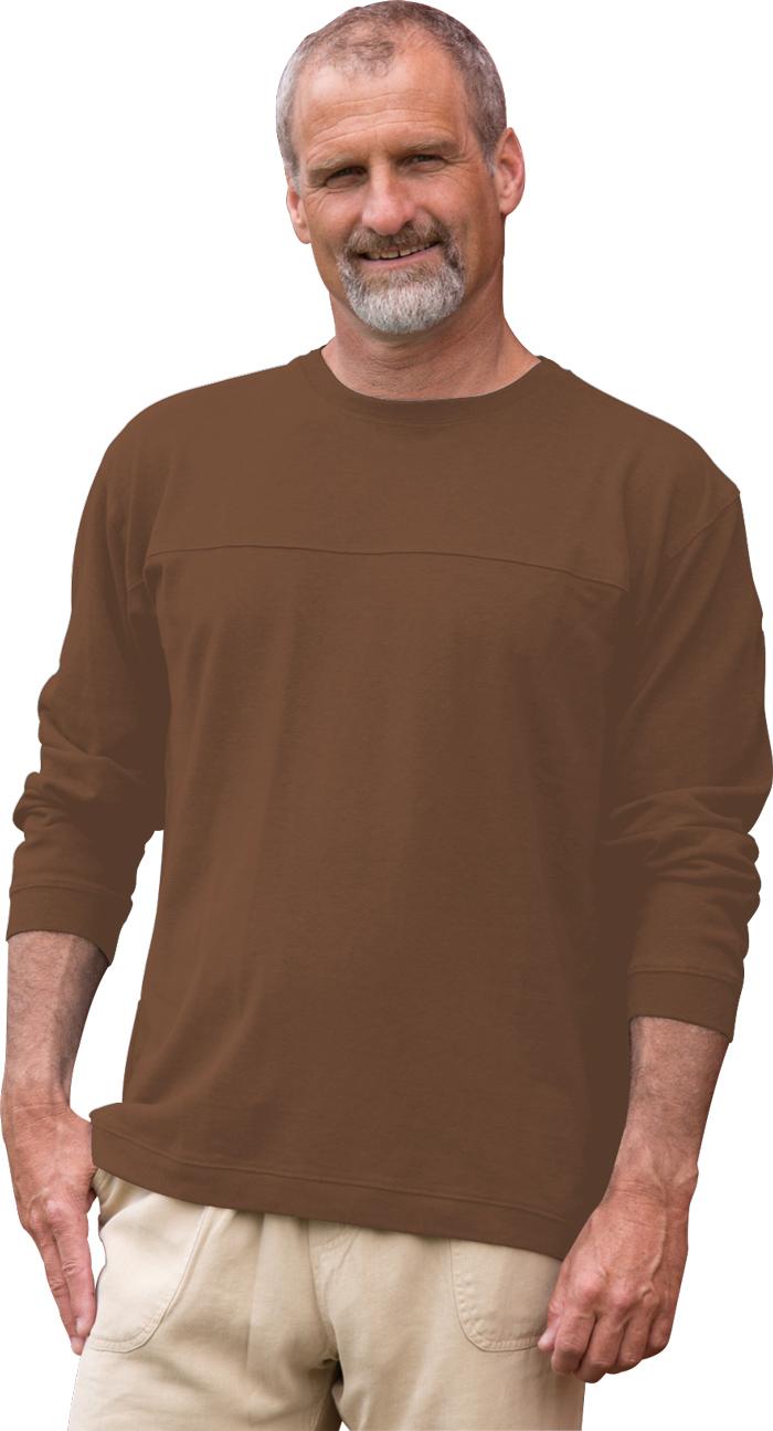 Toffee Hemp T shirt