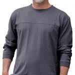 Slate hemp T shirt