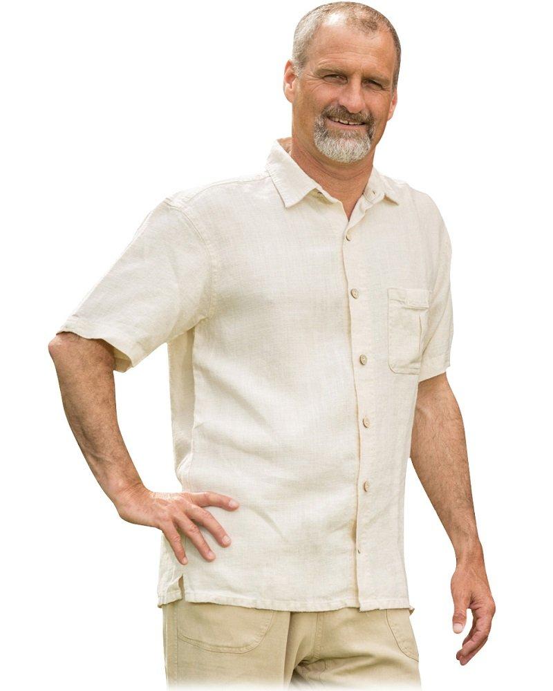 Natural hemp shirt