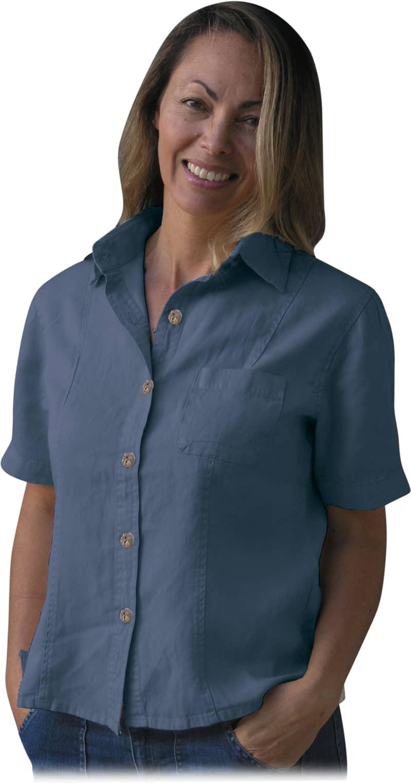 Woman's hemp shirt