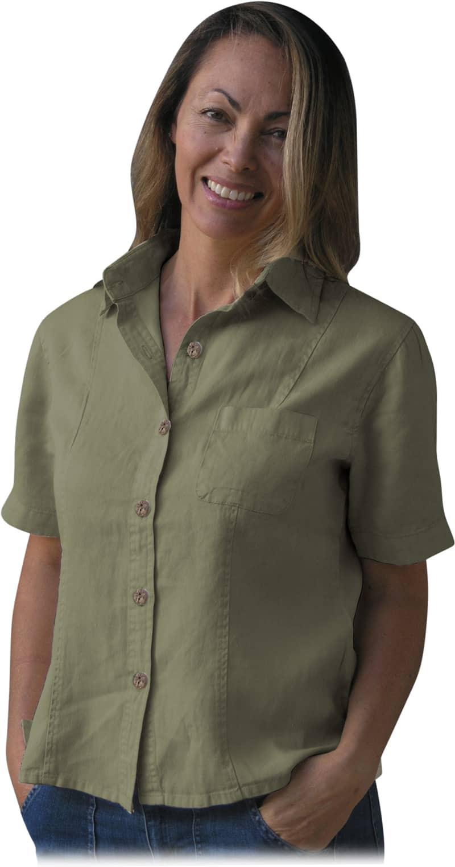 Womean's hemp shirt