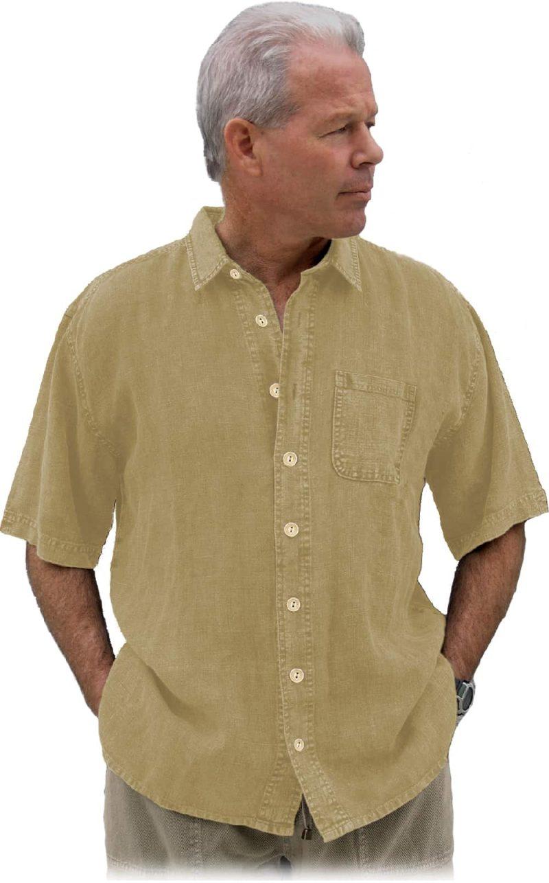 Wheat Camp shirt