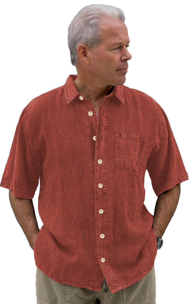 Sienna Hemp Shirt