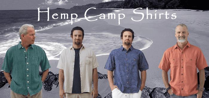 Hemp Camp Shirts