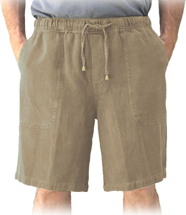 Pebble Hemp Shorts