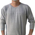 Long sleeve Hemp T shirt