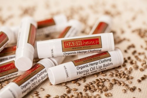Lip Balms with Hemp Oil - One Dozen